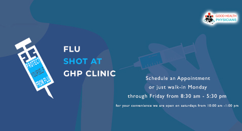 Walk-in clinic ghp